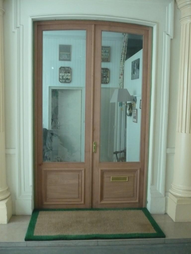 Porte de loge 3000 x 1800